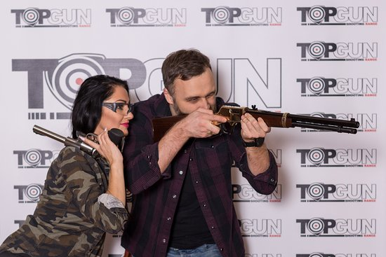 Topgun Shooting Range