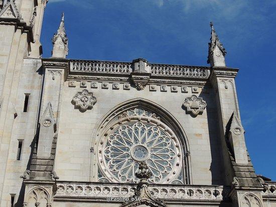 Catedral de Santiago: particolari
