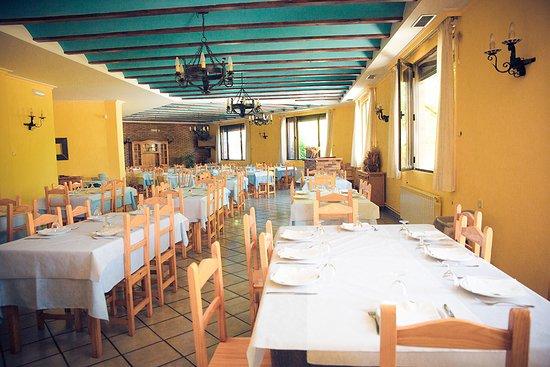 Villarta de San Juan, إسبانيا: Restaurante