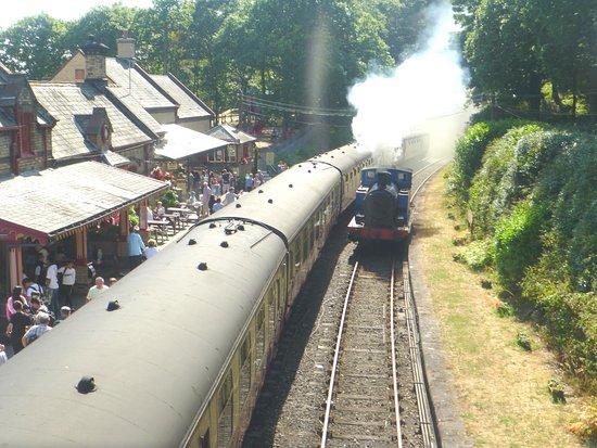 haverthwaite station