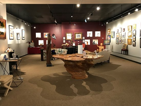 Havre de Grace, MD: Temporary exhibit space will new shows throughout the year
