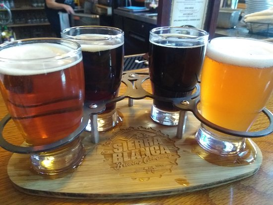 Rio Grande Grill & Tap Room: Flight