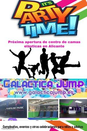 Galactica Jump