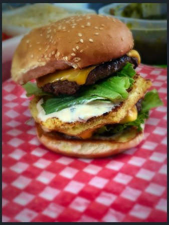 Manotick, Kanada: The Ronald! Our Version of the classic BigMac