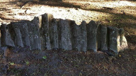 "Skulptur ""Lebensweg"""