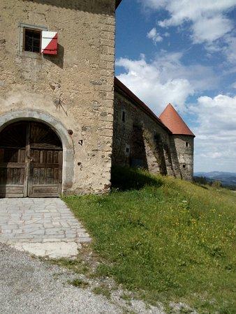 Alta Áustria, Áustria: Burg Piberstein