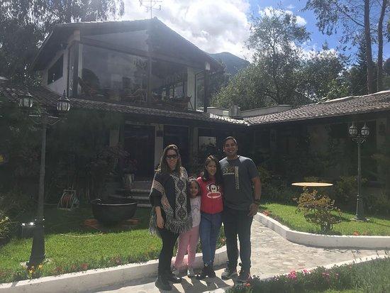 San Pablo Del Lago, Ισημερινός: Hosteria