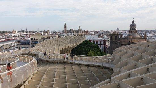 "Plaza Mayor: Inny plan ""PARASOLA"""