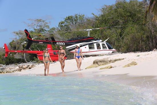 Баваро, Доминикана: Let's fly to another Island!!