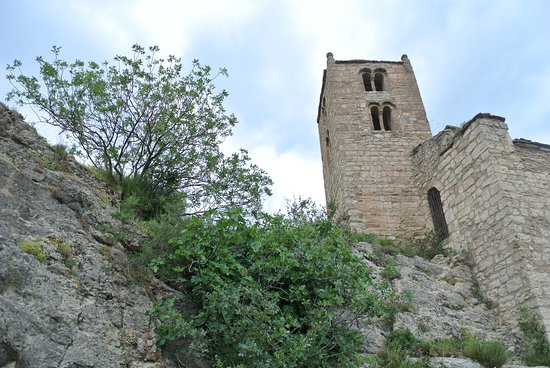Peramola, Spanyol: Die Kirche