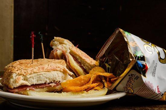 Madison, MS: Muffaletta Sandwich
