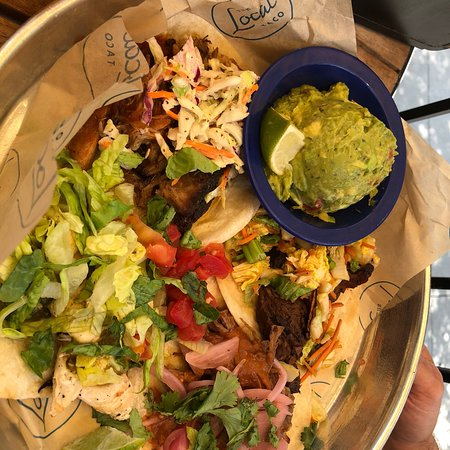 Bilde fra Local Taco