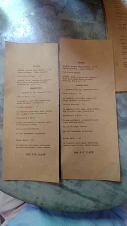 The Pie Plate & The Pie Plate Niagara-on-the-Lake - Restaurant Reviews Phone ...