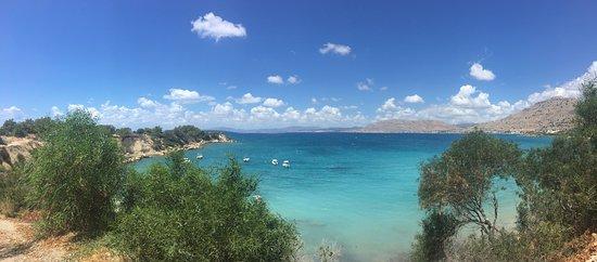Pefkos, Yunanistan: Kavos Beach