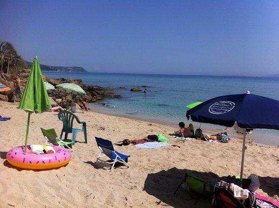 Lovides Village: St Thomas beach