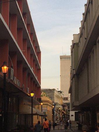 Parque de Los Novios: Callejones del Centro histórico