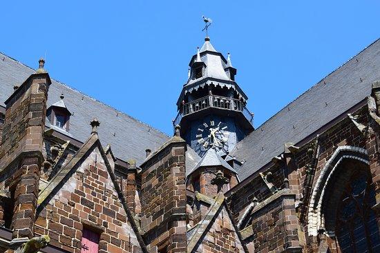 Diest, België: The Carillon
