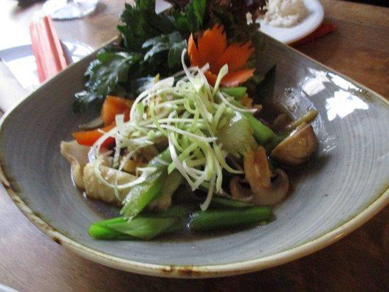 Sarod's Thai Restaurant: Good