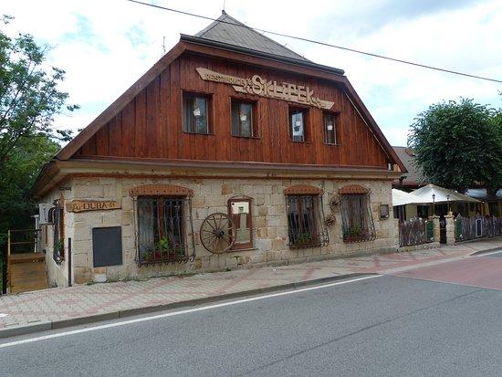Stare Splavy, República Checa: Außenansicht