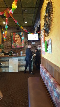 Englewood, OH: inside from our table