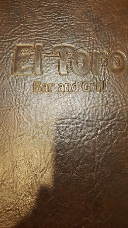 Englewood, OH: menu cover