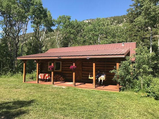 JJJ Wilderness Ranch: Our Cabin