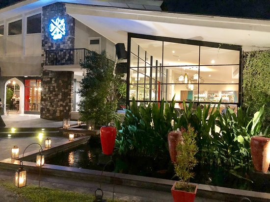 David\'s Kitchen building - Picture of David\'s Kitchen, Chiang Mai ...