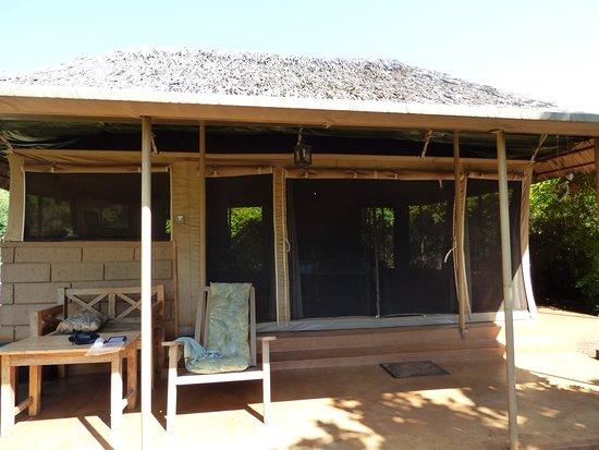Meru National Park-billede
