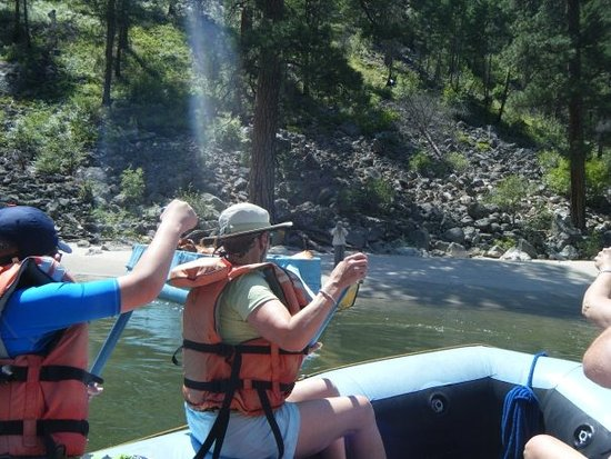 Salmon River Rafting: Floating the Salmon River