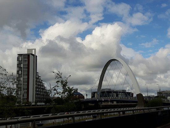 Clyde Arc Bridge: 20180717_093827_large.jpg