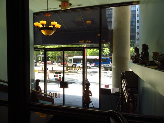 View Of Entrance Picture Of Rasoi Indian Kitchen Washington Dc