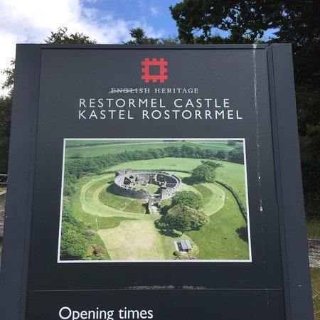 Restormel Castle Photo