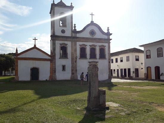 Centro Histórico: Igreja Santa Rita de Cássia