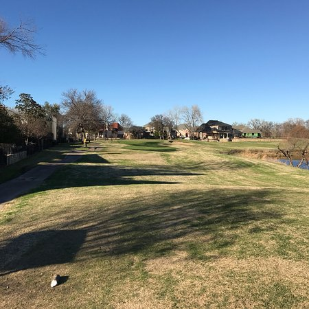 Coppell, Τέξας: Hole 13 tee box