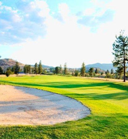 Eaglepoint Golf Resort in Kamloops