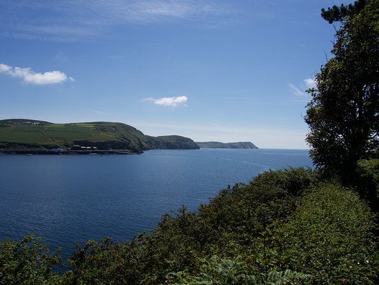 Port St. Mary, UK: Port Erin Bay
