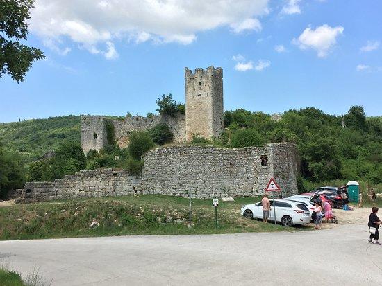 Kanfanar, Croácia: Free Parking and Exploring