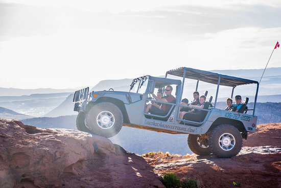 Red Rock Humvee Tours