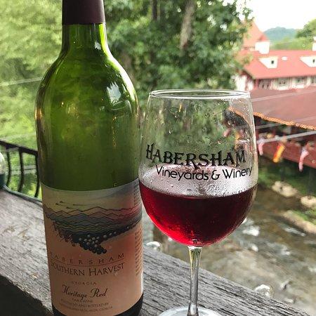 Habersham Vineyards & Winery Fotografie