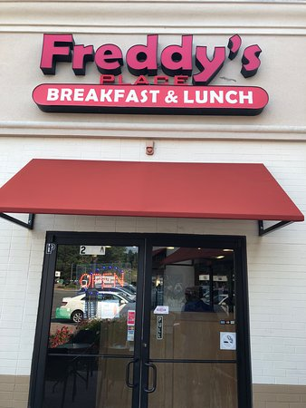 Middleton, MA: welcome to Freddy's Place