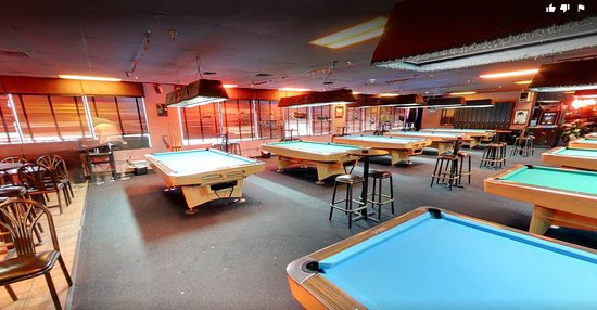 Sharp Shooters Billiards