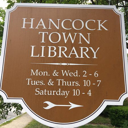 Hancock Town Library