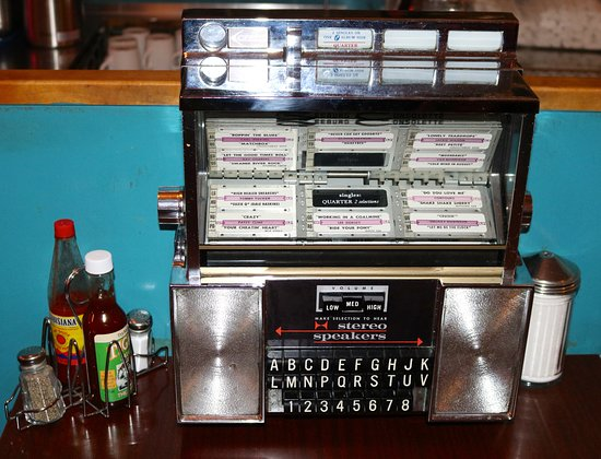 Dadeo Diner and Bar: I remember these!