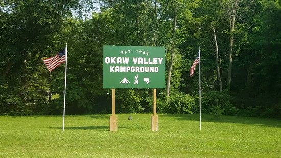 Brownstown, IL: Okaw Valley Kampground