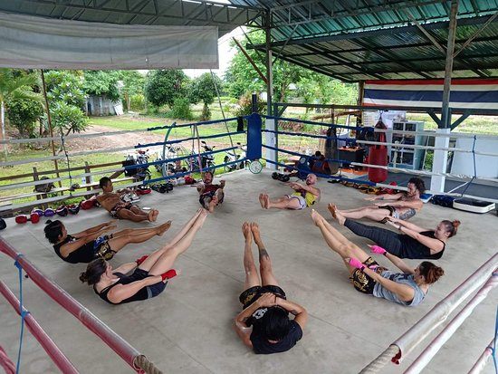 Krimanee Muay Thai Gym