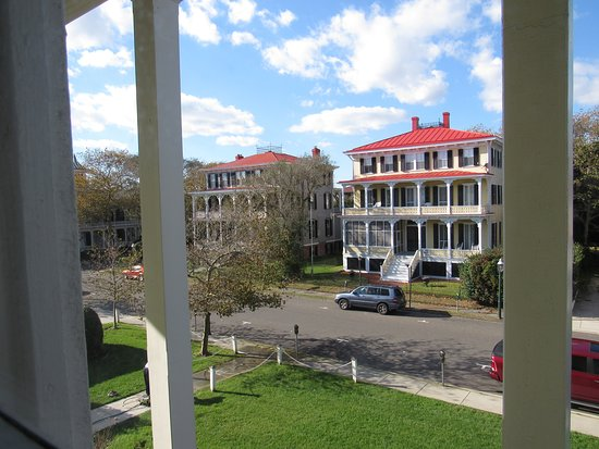 Congress Hall : View from our room.