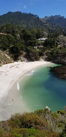 Point Lobos: Gibson Beach