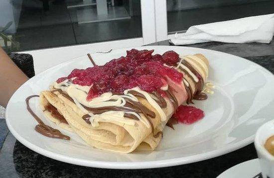 Palacinkarnica Galapagos Zagreb Ulasan Restoran Tripadvisor