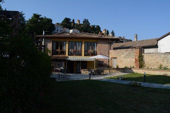 Villadeati, İtalya: esterno