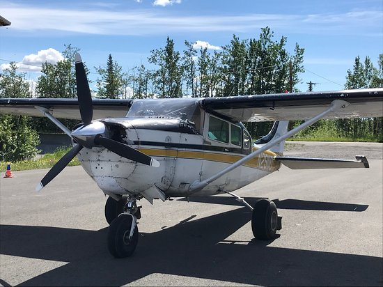 Glennallen, AK: The Mail Plane